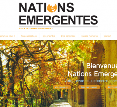 Nations emergentes